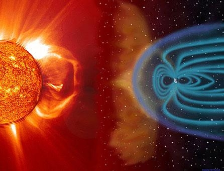 Image result for solar wind