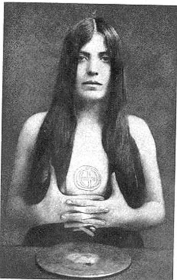 Image result for aleister crowley sex magic