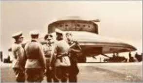 Image result for nazi flying saucer