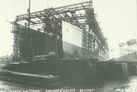 Image result for titanic and then the Olympia